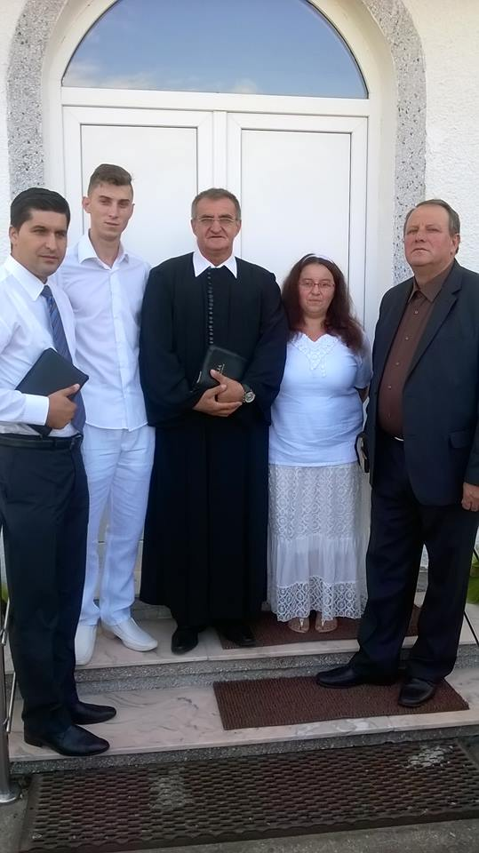 baptism Pestere